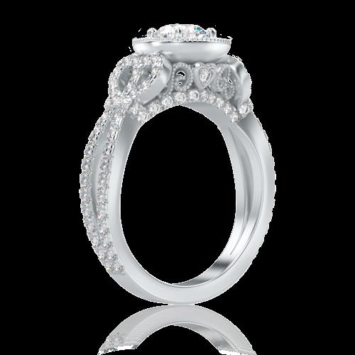 >Помолвочное кольцо Долина грез: Пробуждение Радости